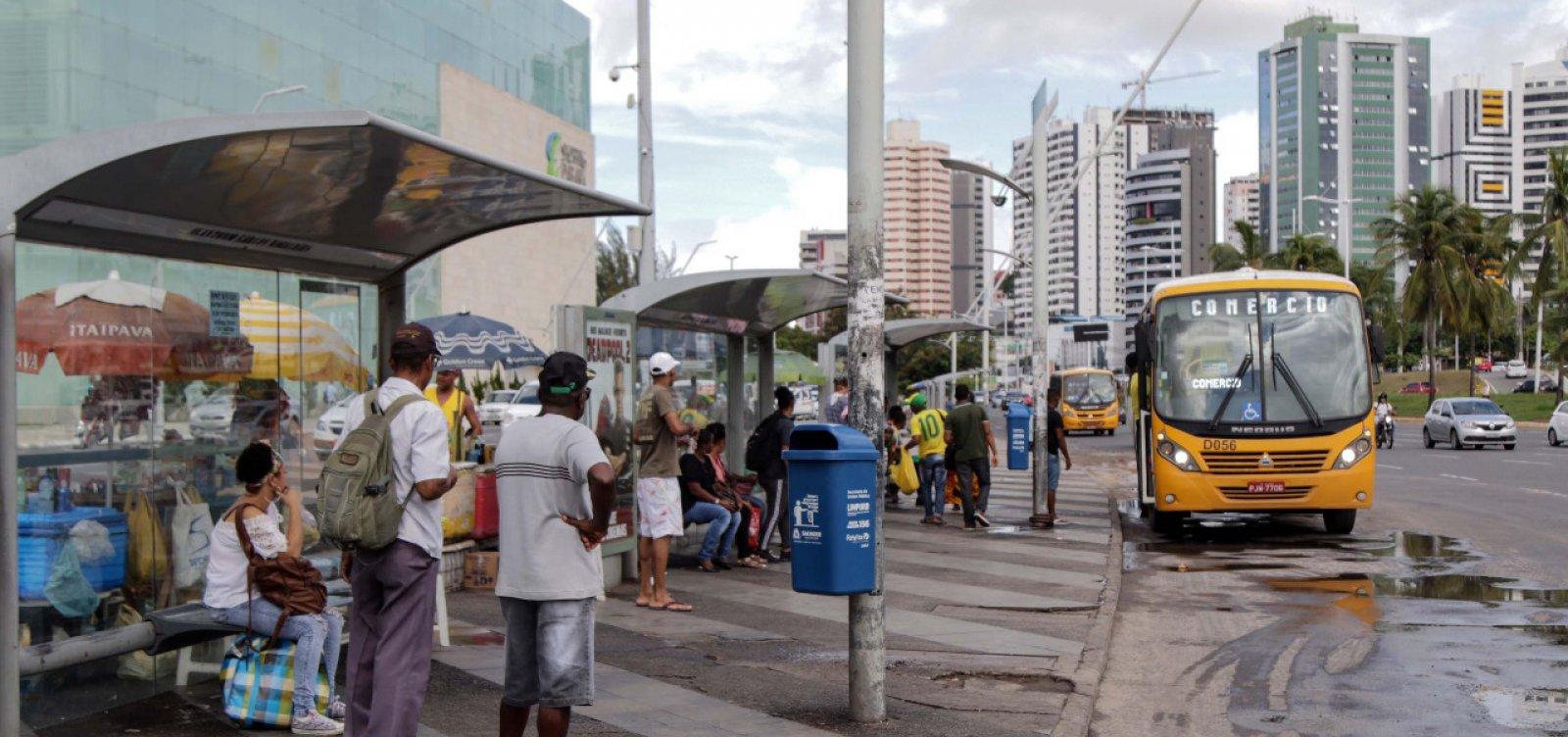 [Reunião entre rodoviários e empresários termina sem acordo e greve é mantida]