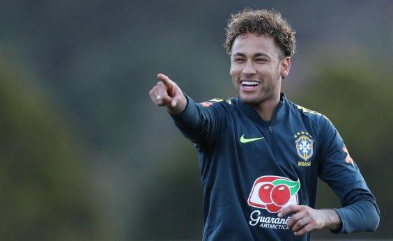 [Seleção elogia preparação de Neymar, mas não garante atleta em amistosos]