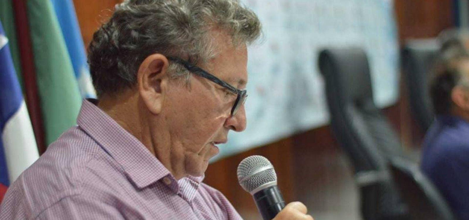 [Caetano terá que devolver R$ 180 mil aos cofres públicos após ser punido pelo TCM]