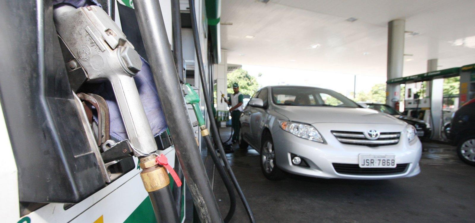[Protesto de caminhoneiros já gera desabastecimento de combustíveis em Salvador]