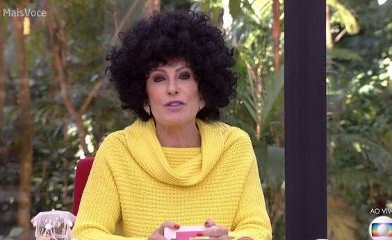 [Ana Maria Braga é criticada por usar peruca black no 'Mais Você']