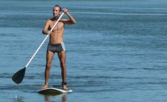 [Italiano morre em acidente com Kitesurf em praia de Porto Seguro]