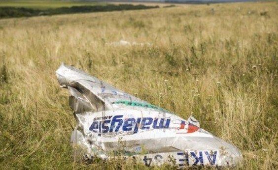 [Investigação aponta que míssil que derrubou voo da Malaysia Airlines veio de militares russos]