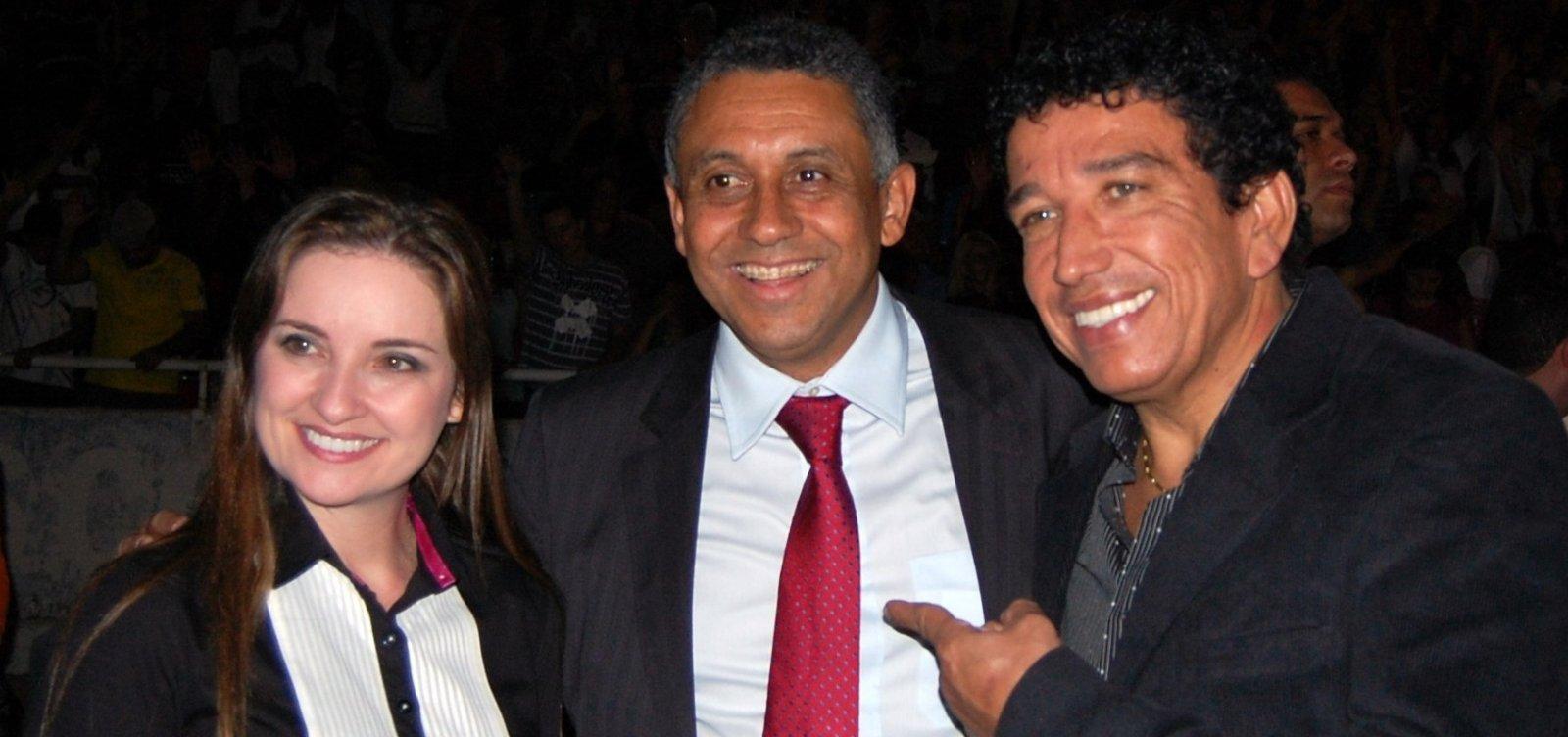 [Magno Malta impõe esposa ao Senado para aceitar parceria com Bolsonaro]