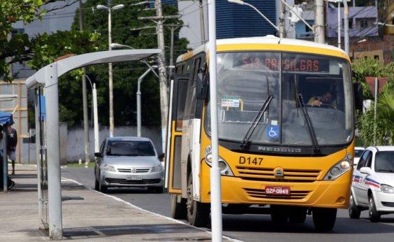 [Transporte de Salvador terá operação reduzida no fim de semana]