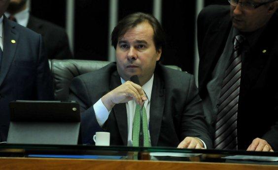[Rodrigo Maia avalia que Haddad é melhor candidato para PT do que Wagner]