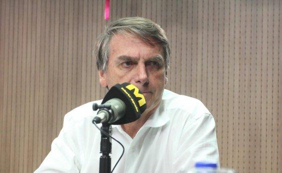 [Brasileiro terá de escolher se quer 'menos direito e emprego ou todos os direitos e desemprego', diz Bolsonaro ]