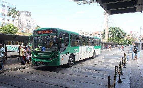 [Prefeitura reduz oferta de ônibus em 20% hoje: 'Caso greve não acabe, vai ser difícil manter a frota', diz Mota]