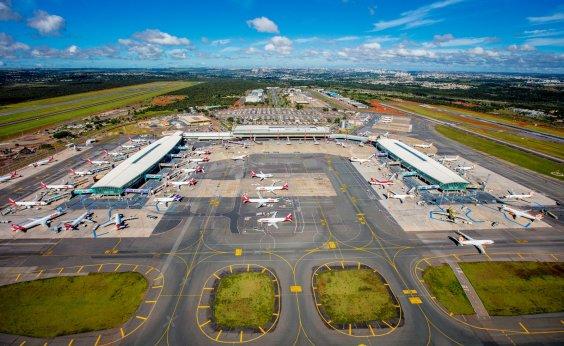 [Reserva de combustível no Aeroporto de Brasília está esgotada, diz Inframerica]
