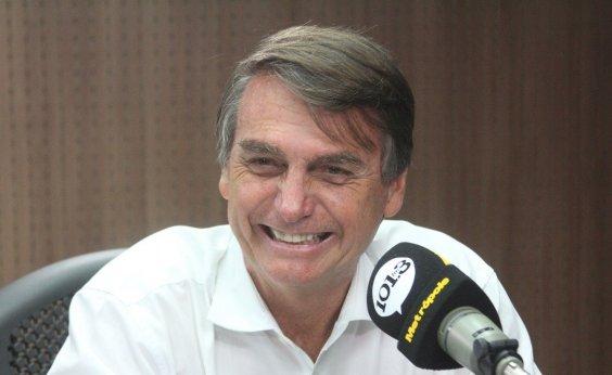 [Bolsonaro diz que Alckmin não tem condições de debater com ele: 'Soltou pipa no ventilador']