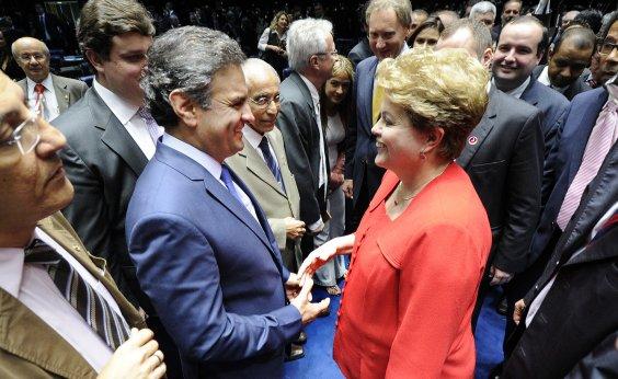 [Minas Gerais: pesquisa mostra Dilma à frente de Aécio para vaga no Senado ]