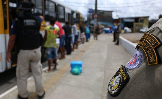 [PM nega suspensão de patrulhamento na Bahia e define estratégia de segurança]