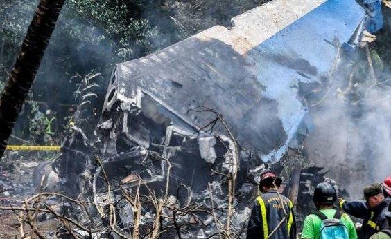 [Morre sobrevivente do acidente aéreo em Cuba]