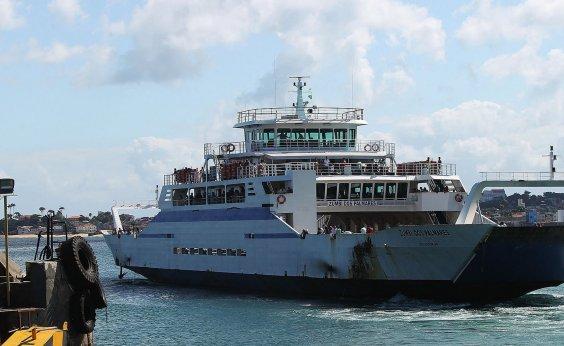 [Sistema ferry-boat opera normalmente nesta sexta-feira]