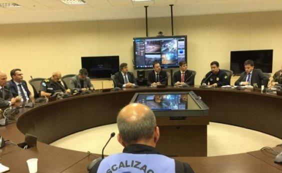 [Temer se reúne com ministros no Planalto para monitorar greve dos caminhoneiros]