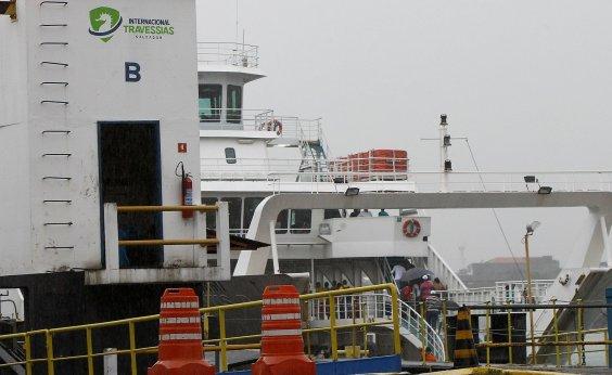 [Ferry tem estoque suficiente de combustível para os próximos dias, diz Internacional]