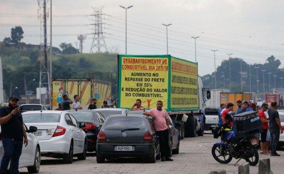 [7º dia: mais de 580 bloqueios permanecem em estradas, diz PRF]