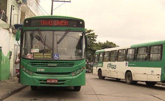 [Ônibus em Salvador irão rodar por demanda na segunda, afirma secretário]