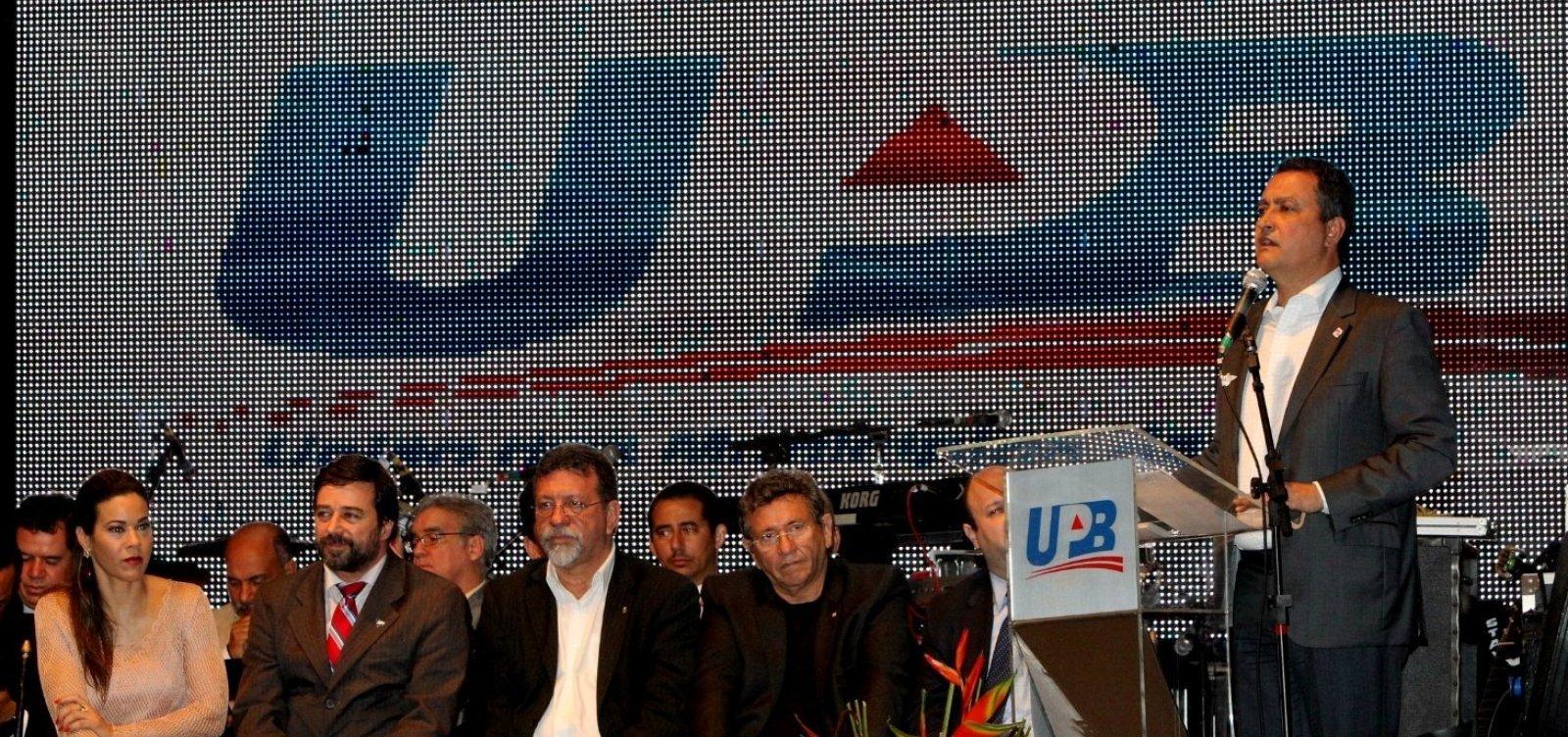 [Rui se reúne com presidente da UPB para discutir impacto de protesto dos caminhoneiros]