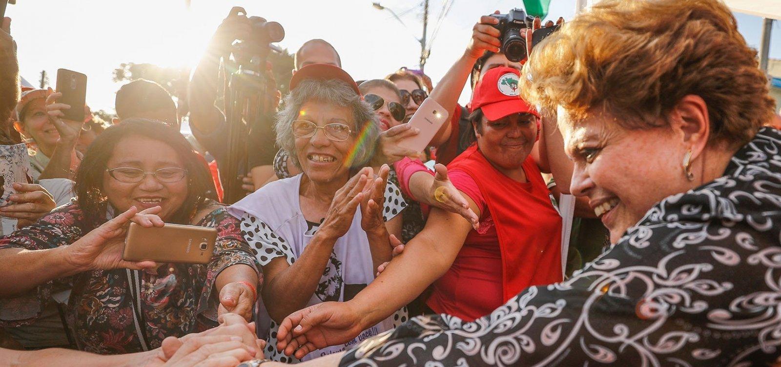 [Siglas querem enquadrar Dilma na Ficha Limpa por condenação no impeachment]