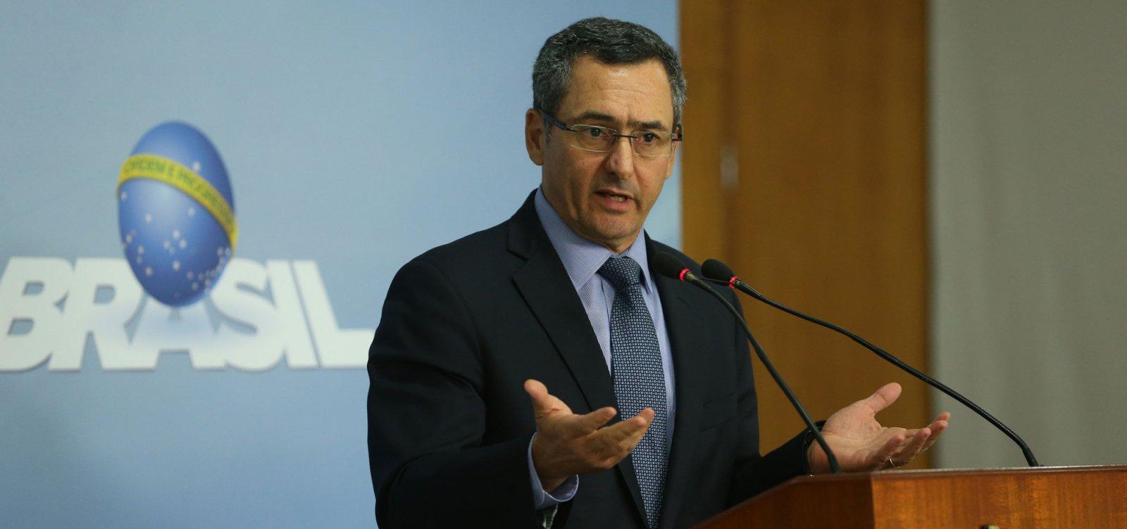 [Ministro diz que custo das medidas para o fim da greve é de R$ 9,5 bi ]
