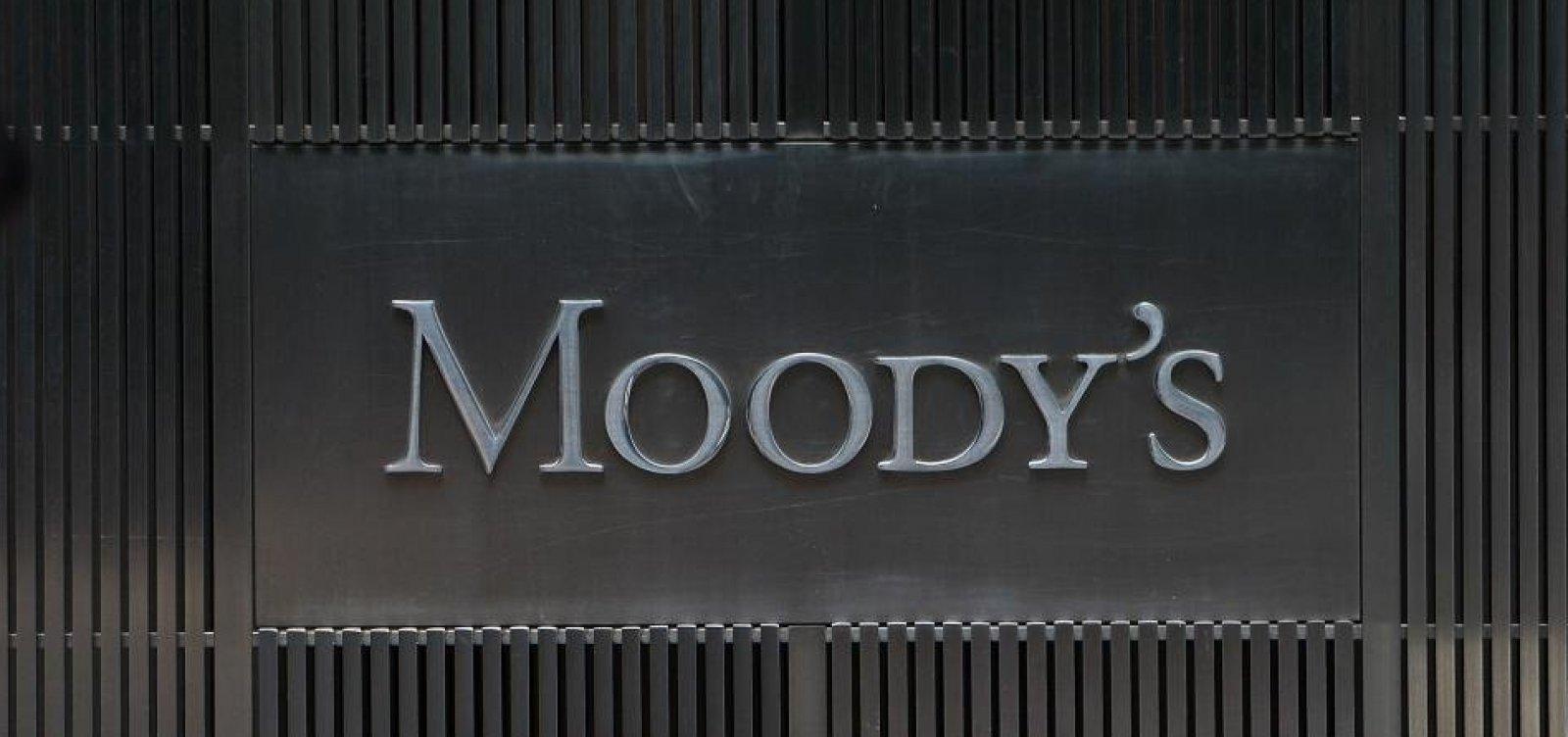 [PIB será afetado se governo não encerrar greve, alerta Moody's]