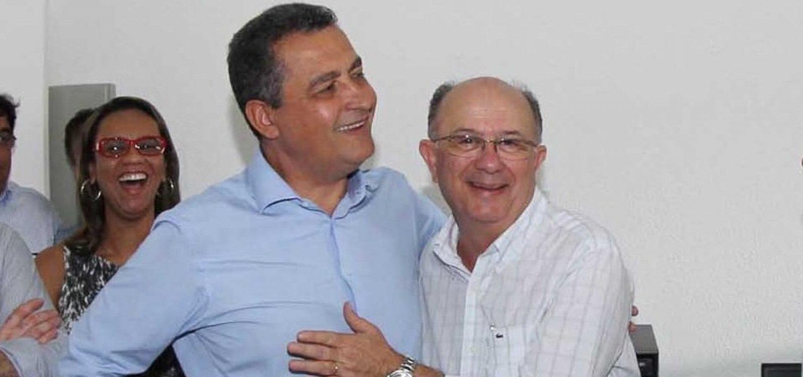 [Paraná Pesquisa: Rui Costa seria eleito no primeiro turno com 58,8% dos votos]