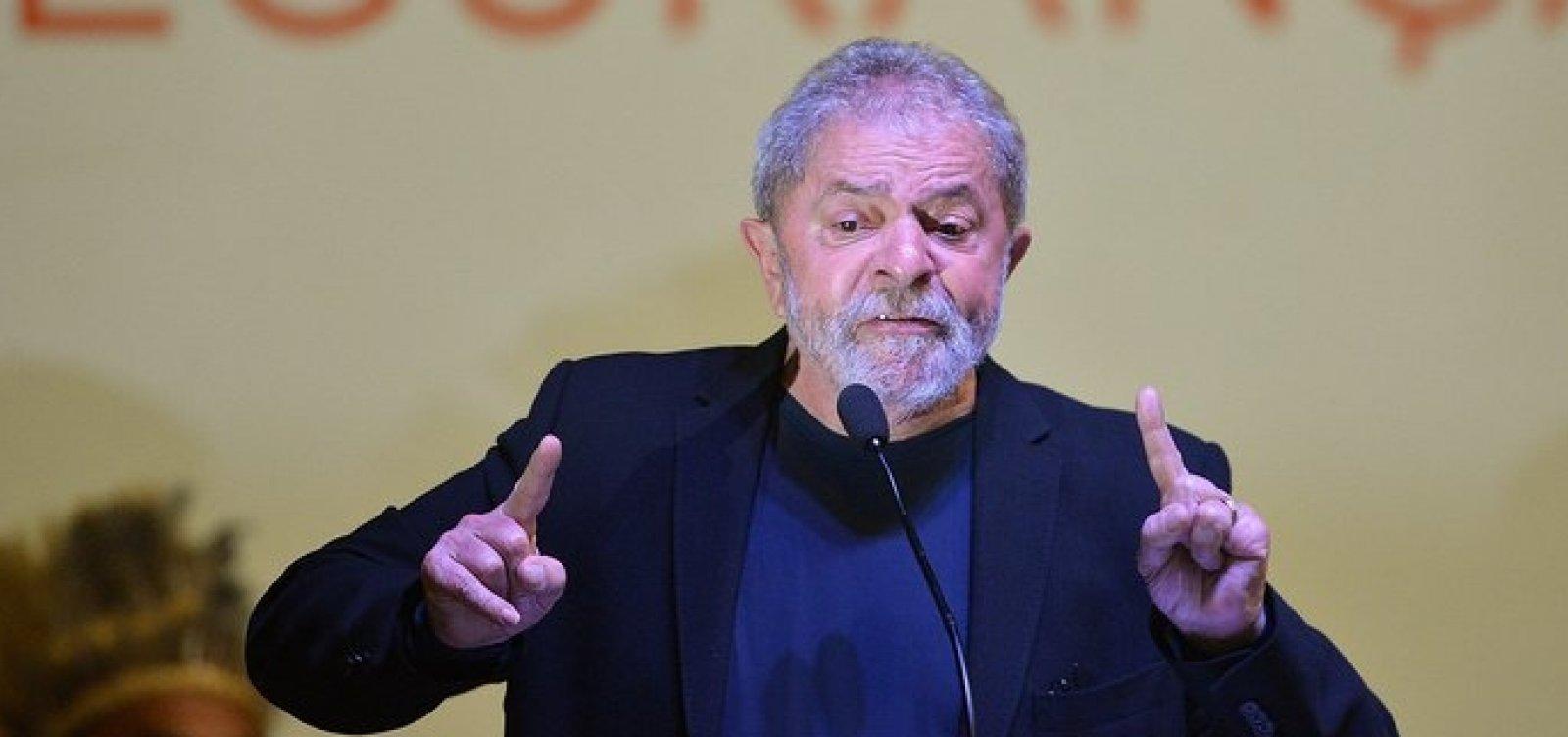[Desembargador derruba liminar e mantém benefícios de Lula]