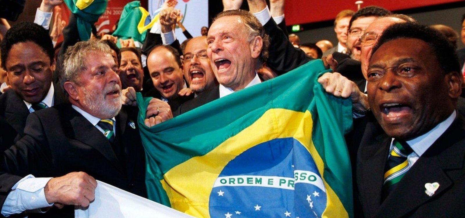 [Lula e Pelé serão ouvidos hoje em processo da Lava Jato sobre a Rio 2016]