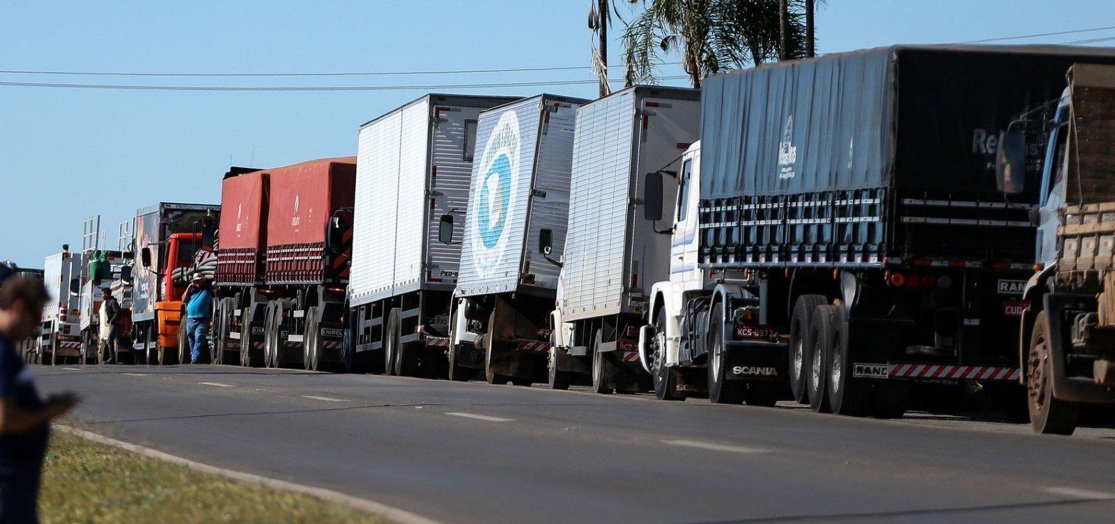 [Redução no preço do diesel tira R$ 1 bi de obras em rodovias, diz jornal]