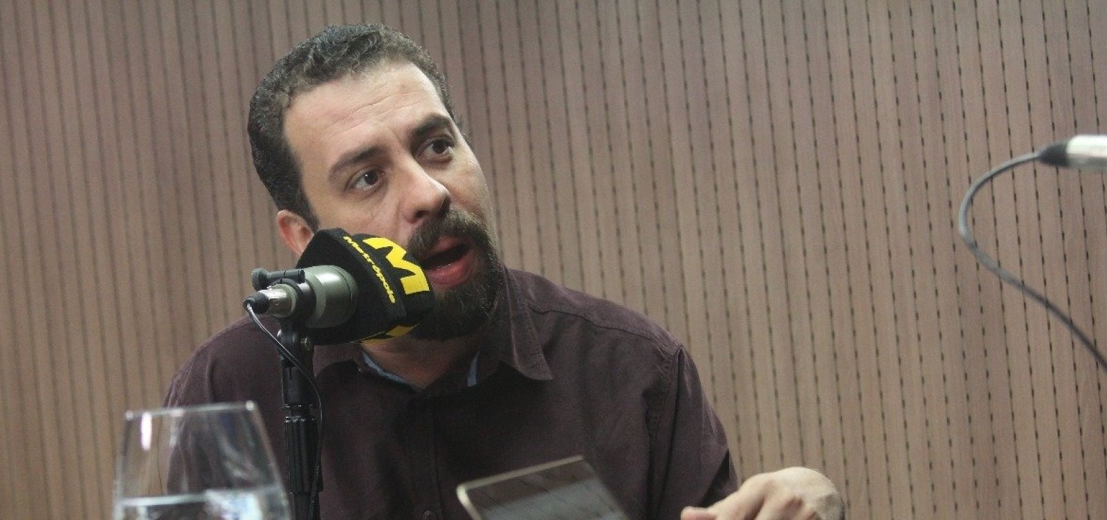 [Boulos diz que PF faz 'gesto de intimidação' ao intimá-lo para depor sobre ocupação a triplex]