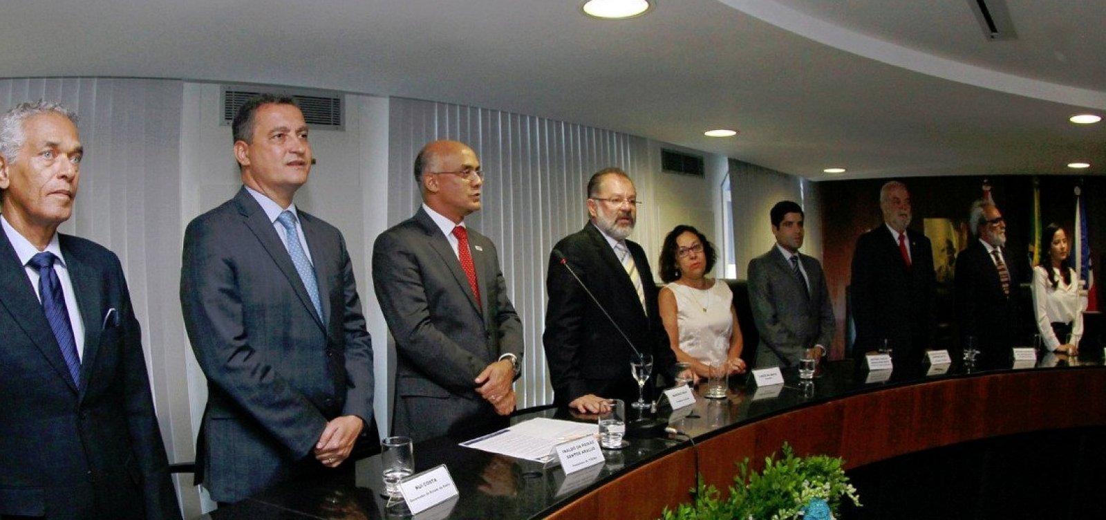 [Contas de 2017 do Governo da Bahia são aprovadas pelo TCE]