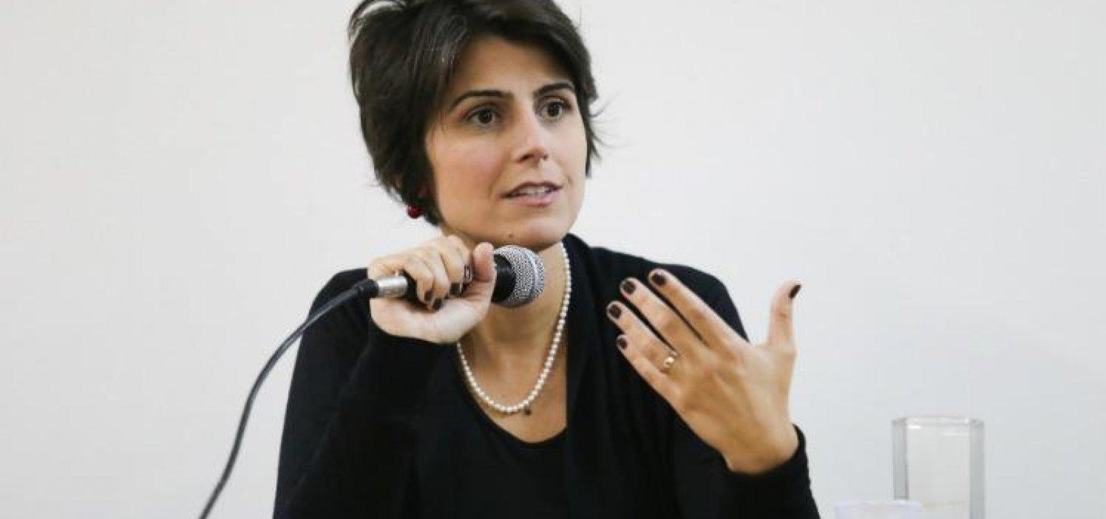 [Manuela D'Ávila segue em campanha apesar de rumores de composição com Ciro]