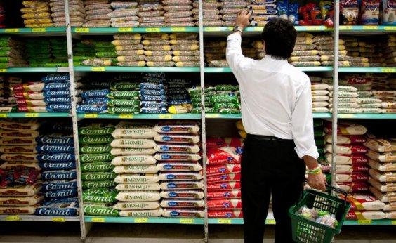 [Inflação oficial acelera e fica em 0,4% em maio, diz IBGE]