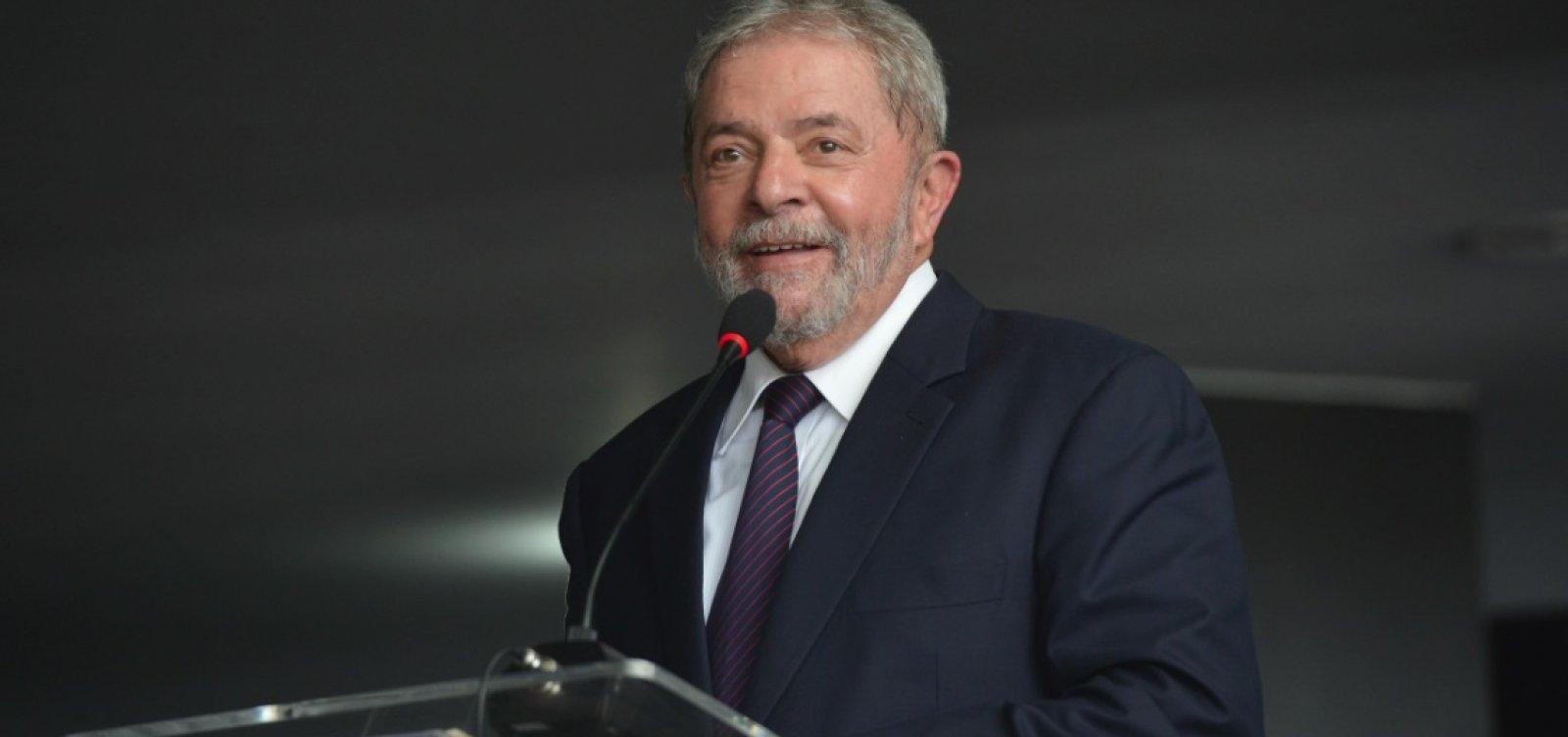 [Datafolha: Lula volta a surgir com 30% das intenções de voto]