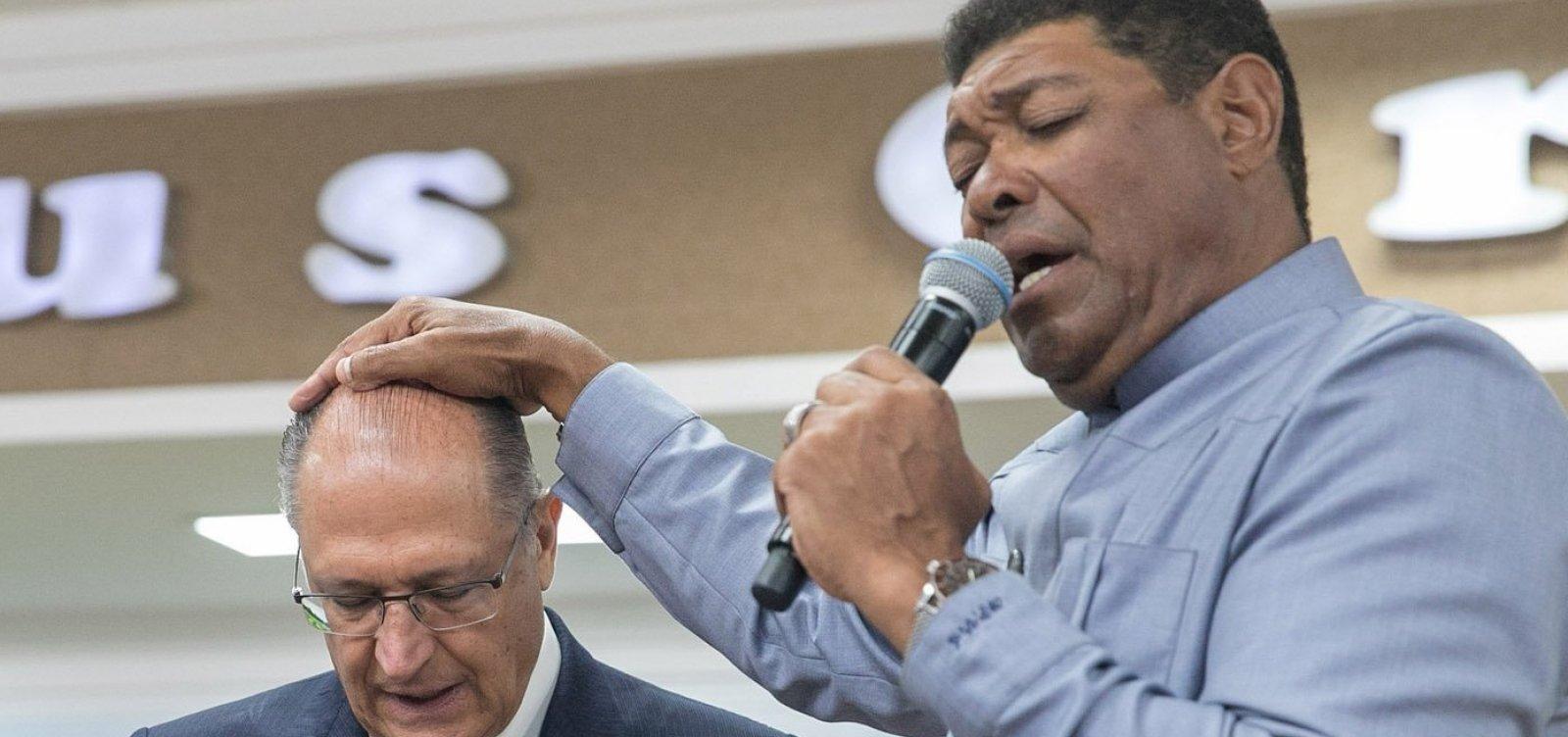 [Alckmin tem índice mais baixo do PSDB no Datafolha em quase 30 anos]