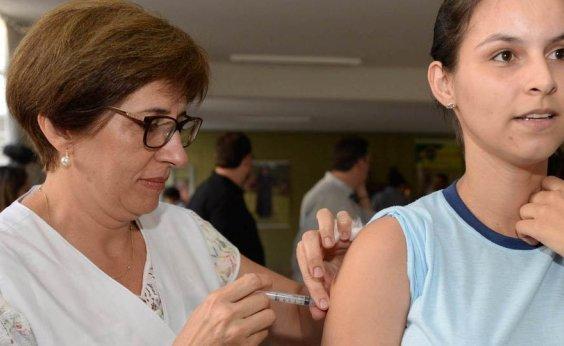 [Vacina contra gripe: 82% do público alvo é imunizado em Salvador]