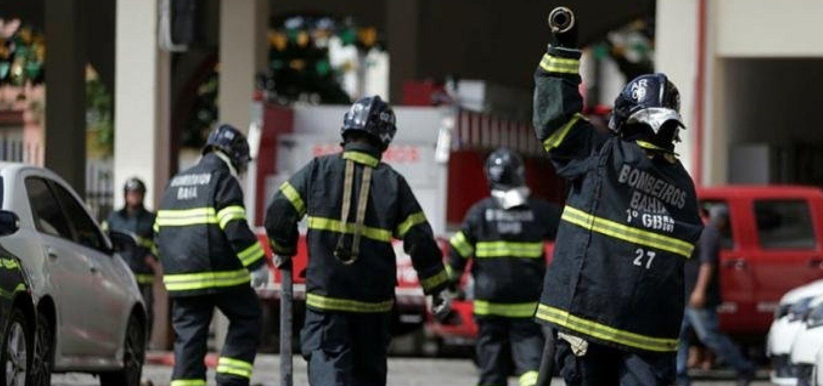 [Número de incêndios cresce 7,6% em Salvador e RMS]