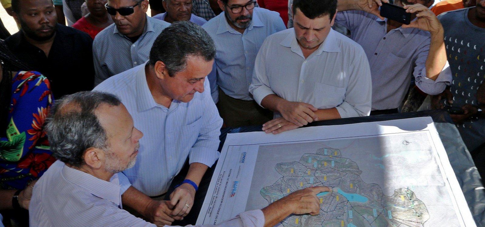[Se Lula não for candidato, Judiciário 'vai passar a ter descrédito' do povo, diz Rui Costa]