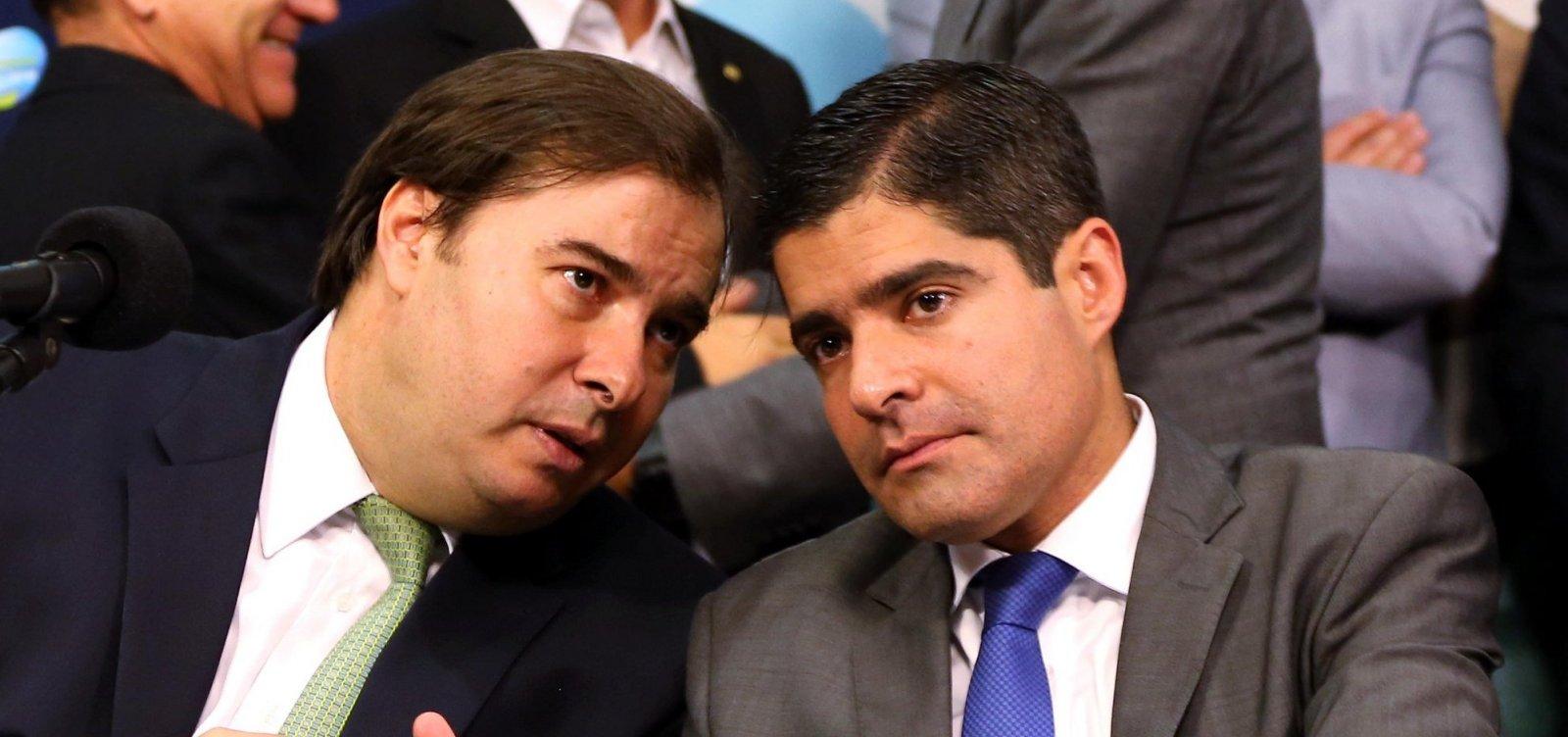 [DEM vai manifestar repúdio à eventual aliança com Ciro, apesar dos acenos de ACM Neto e Maia]