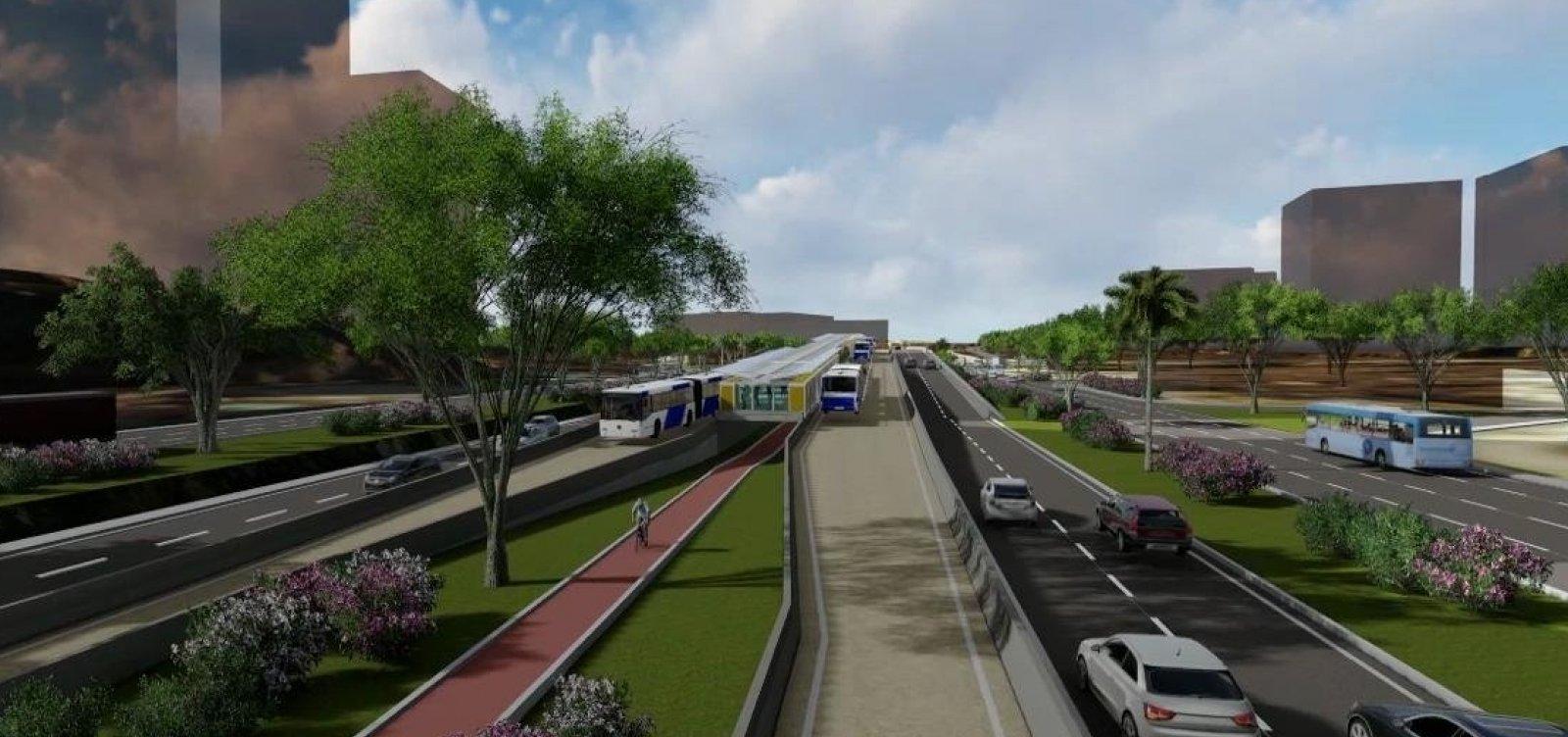 [MPF pede nulidade do contrato e suspensão imediata de obras do BRT]