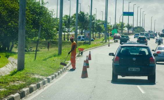[Estrada do Coco registrou mais de 600 acidentes somente nos quatro primeiros meses de 2018]