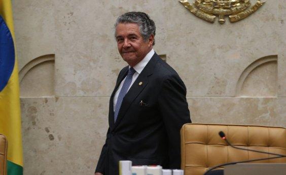 [Marco Aurélio diz que ato do CNJ de vetar opiniões de magistrados nas redes sociais 'ressoa como censura']