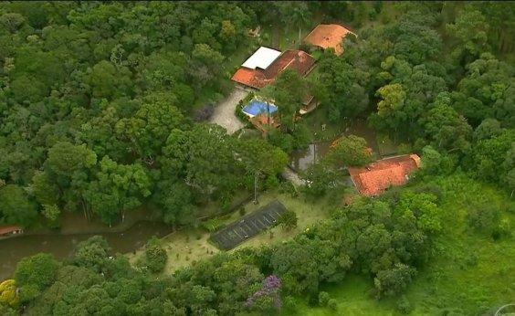 ['Lula disse que Jacó não queria vender o sítio', diz Alexandre Padilha]