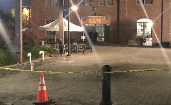 [Tiroteio durante festival de arte em Nova Jersey deixa um morto e 20 feridos]