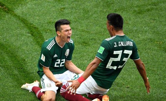 [Instituto registra abalo sísmico durante gol do México contra a Alemanha]
