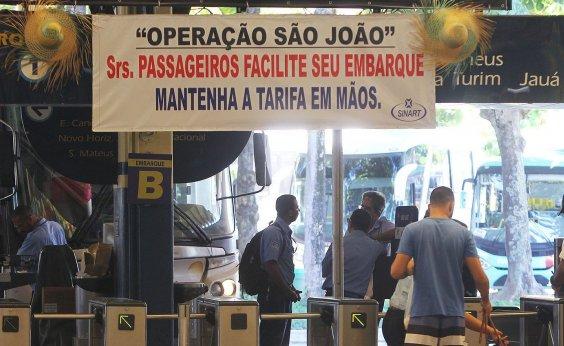 [Rodoviária terá 600 horários extras para o São João]