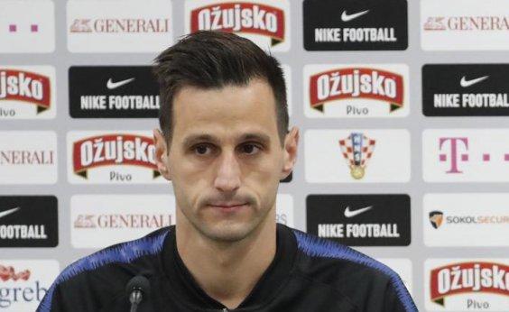 [Atacante da Croácia é cortado da Copa do Mundo por se recusar a entrar em campo]