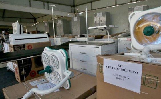 [Governador autoriza construção da Policlínica Regional de Saúde, em Itabuna]
