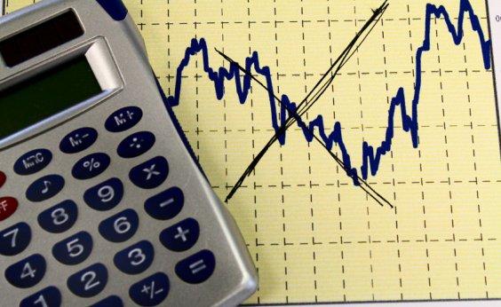 [PIB caiu 0,4% no trimestre finalizado em abril, diz FGV]